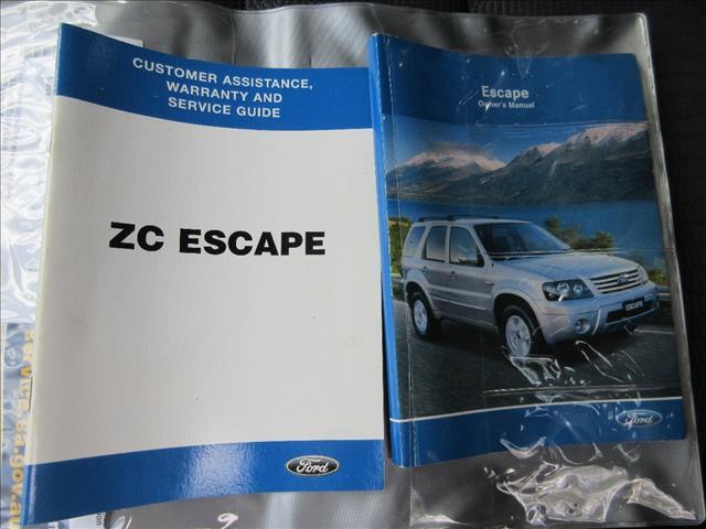 2006 FORD ESCAPE XLT ZC 4D WAGON