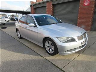 2008 BMW 3 20i E90 08 UPGRADE 4D SEDAN