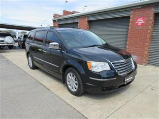 2010 CHRYSLER GRAND VOYAGER LIMITED RT 4D WAGON