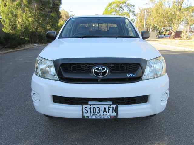 2009 TOYOTA HILUX SR (4x4) GGN25R 09 UPGRADE DUAL CAB P/UP