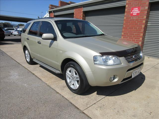2007 FORD TERRITORY GHIA (RWD) SY MY07 UPGRADE 4D WAGON