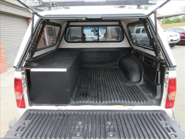 2002 MAZDA B2500 BRAVO SDX (4x4) DUAL CAB P/UP