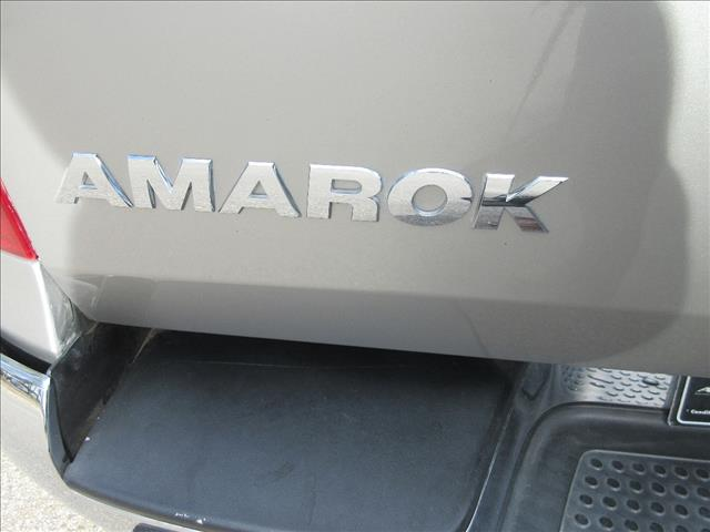 2012 VOLKSWAGEN AMAROK TDI420 (4x4) 2H MY12.5 DUAL CAB UTILITY