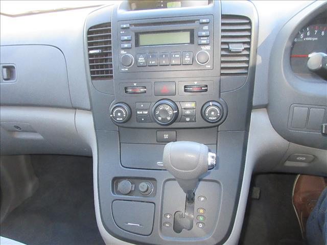 2007 KIA CARNIVAL EX VQ 4D WAGON