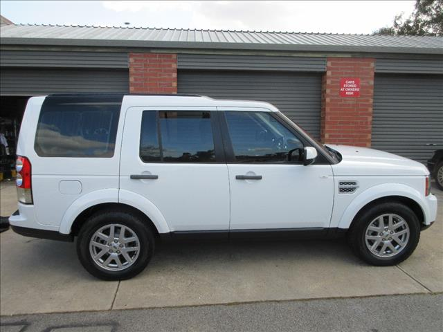 2012 LAND ROVER DISCOVERY 4 2.7 TDV6 MY12 4D WAGON