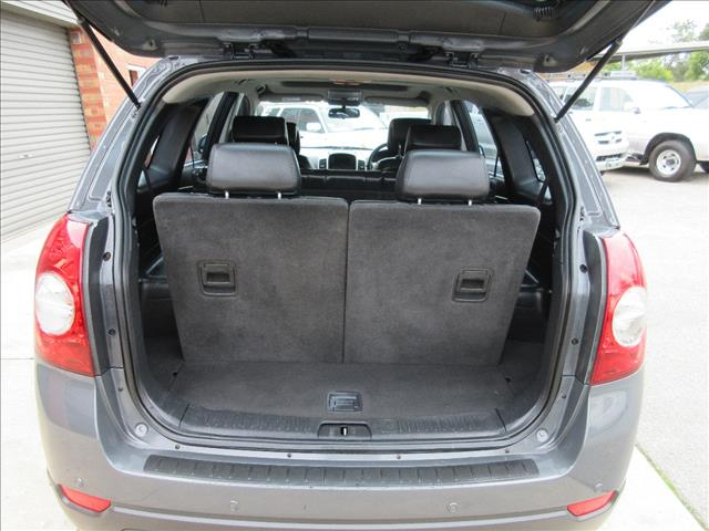 2009 HOLDEN CAPTIVA CX (4x4) CG MY09 4D WAGON