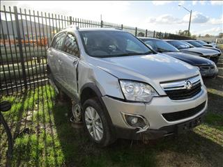 Holden Captiva 5/2014