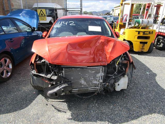 Ford Falcon FGII XR6 sedan 8/2013 (Wrecking)