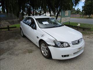 Holden Commodore VE sedan Berlina 2010 (wrecking)