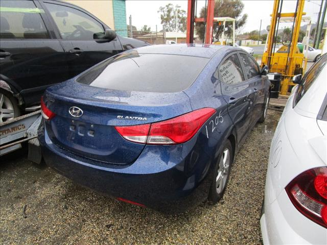 Hyundai Elantra Sedan 6/2012 (Wrecking)