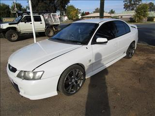 Holden Commodore sedan VY SS 12/2003 (Wrecking)