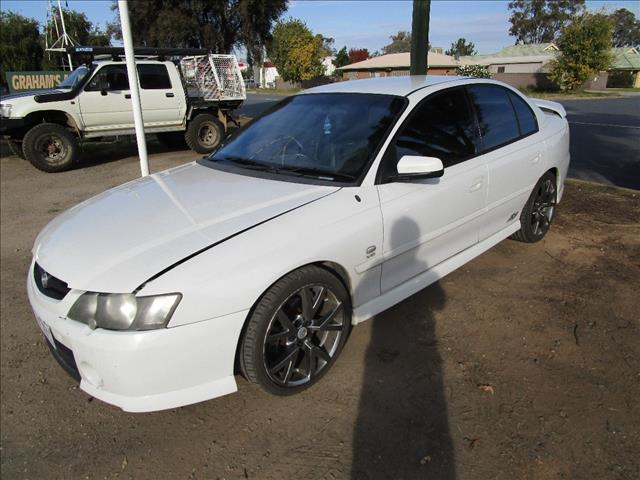 Used Holden Commodore sedan VY SS 12/2003 (Wrecking) for sale in