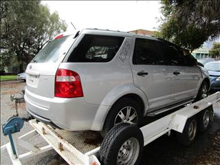 Ford Territory TX 2007