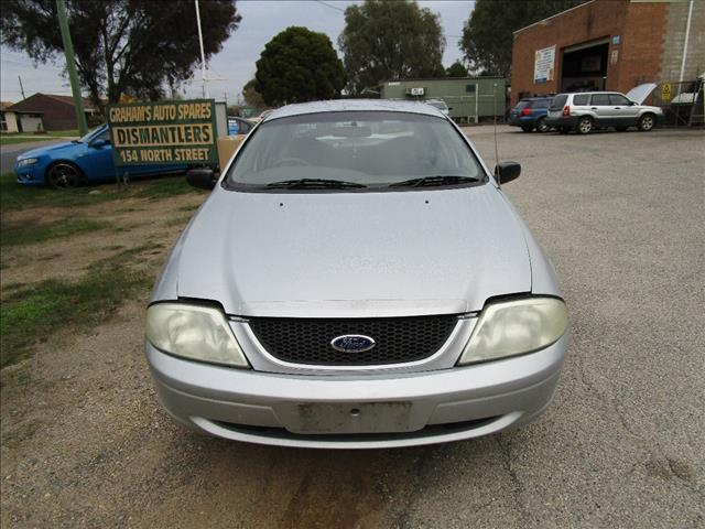 Ford Falcon AUII Forte 5/2001 sedan