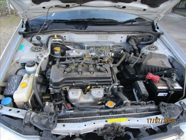 Nissan Pulsar N16 sedan 4/2003 (WRECKING)