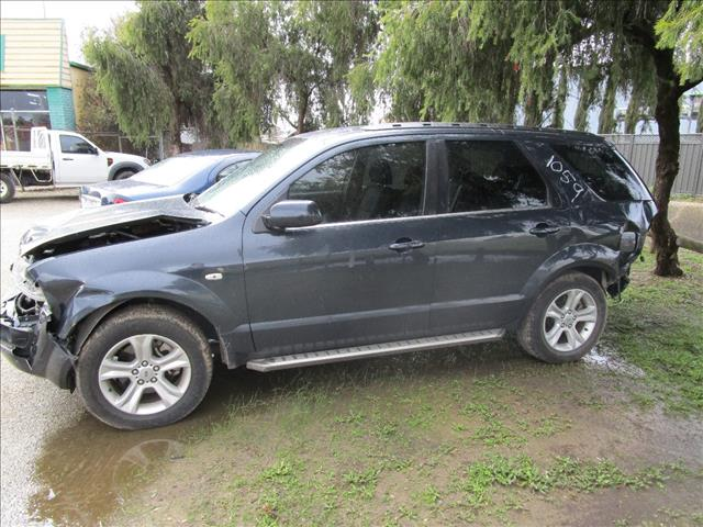 Ford Territory 12/2010 (Wrecking)