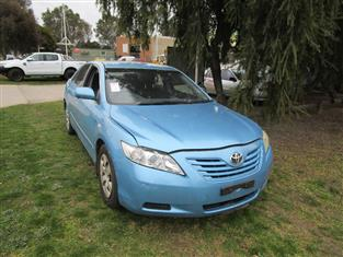 Toyota Camry ACV40 Sedan color Blue 1/2007 (WRECKING)