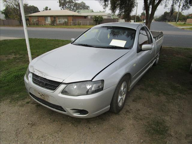 Ford Falcon BF2 Ute XLS 11/06 (Wrecking)