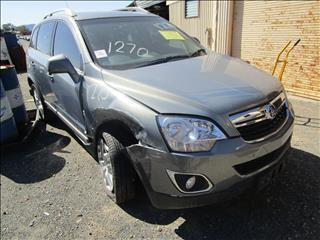 Holden Captiva 6/2013 (WRECKING)