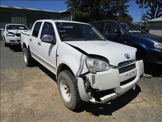 Great Wall V240 Dual Cab 10/2009 (wrecking)