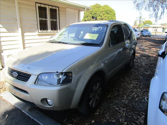 Ford Territory 10/2006 RWD (WRECKING)