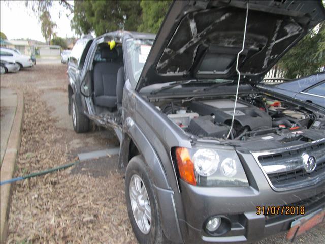 Holden Colorado Dual Cab Black 3/2009 4WD (WRECKING)