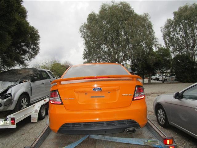 Ford Falcon FG XR6 sedan 2008