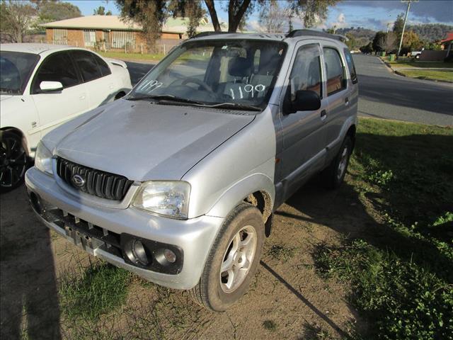 Diahatsu Terios 6/2002 (Wrecking)