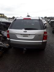 Territory 11/2007 4 spd automatic Silver in color for parts only