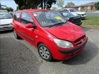 Hyundai Getz 3dr hatch 2005 (Wrecking)