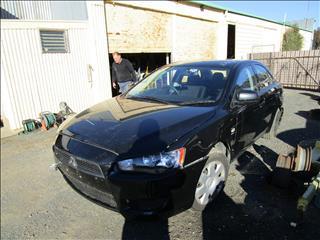 Mitsubishi Lancer 3/2010 sedan (wrecking)