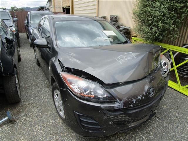 Used Mazda 3 Neo Hatch 5 2011 Wrecking For Sale In Albury Best