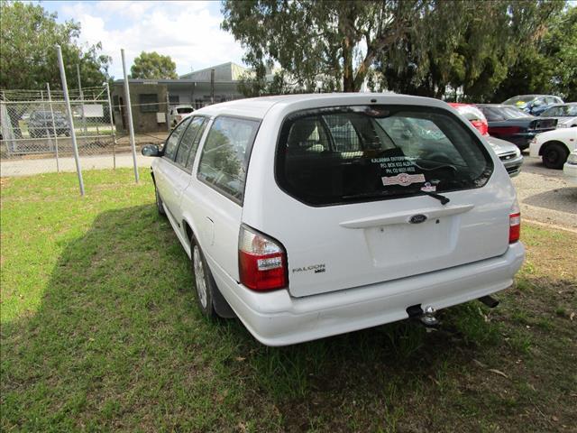 Ford Falcon Wagon BF 9/2010 (Wrecking)