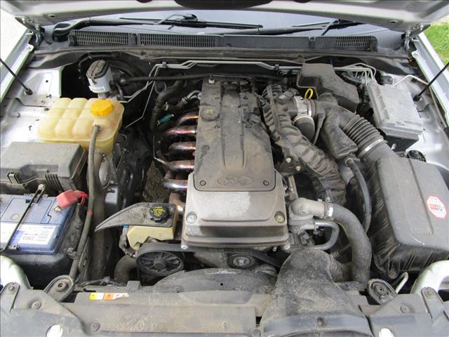 Ford Falcon FG G6 5/08 (wrecking)