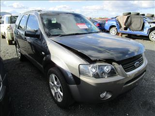 Ford Territory TX 12/2007
