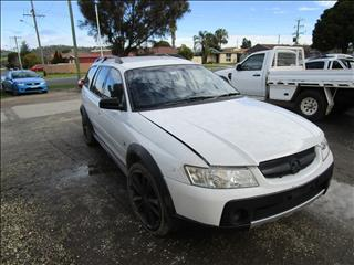 Holden Adventra VZ AWD 12/2006 (wrecking)