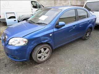 Holden Barina TK sedan 2006 (wrecking)