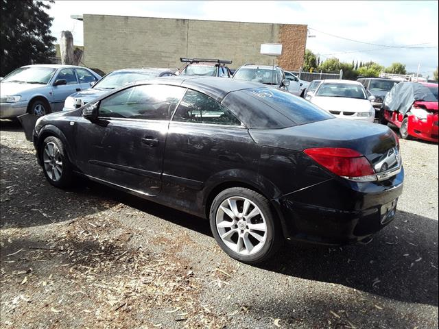 AH Astra convertible 5/2008 automatic