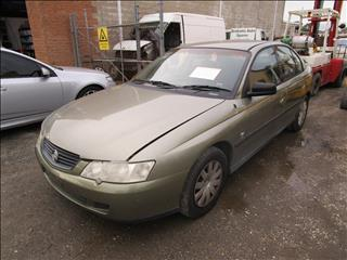 Holden Commodore VY 12/2002 sedan (Wrecking)