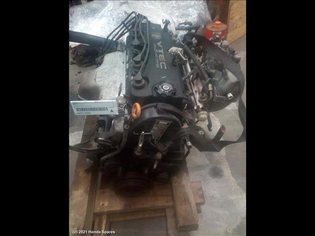 2000 HONDA - ODYSSEY Engine