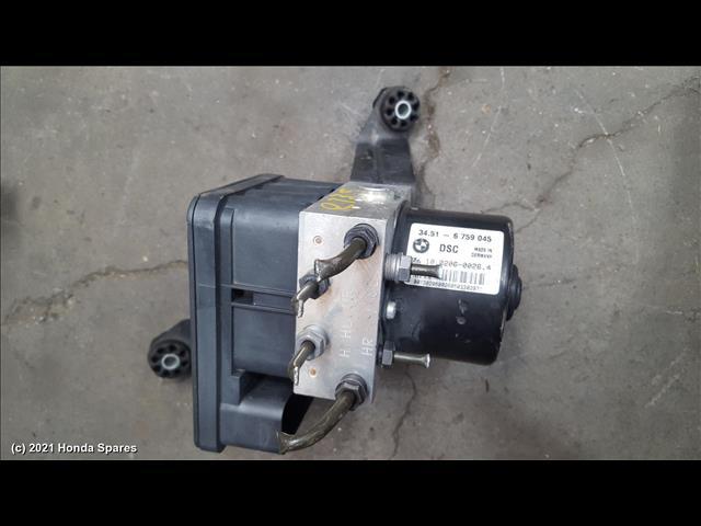 2003 BMW - 3 SERIES Abs Pump/Modulator