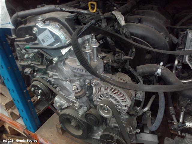 2016 MAZDA - CX3 Engine