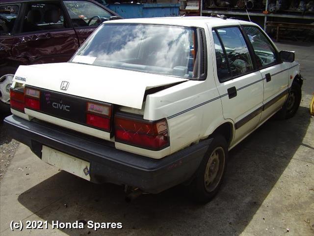 1986 HONDA - CIVIC Alternator