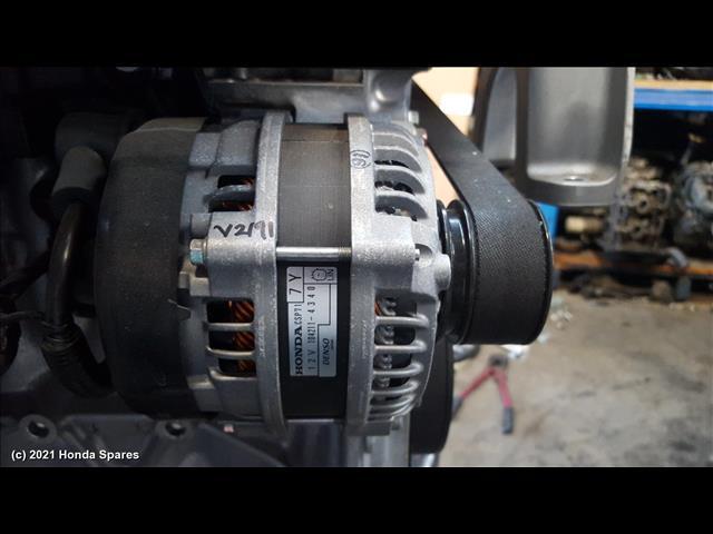 2017 HONDA - CIVIC Engine