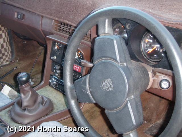 1981 PORSCHE - 924 Gauge