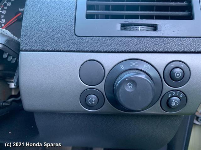 2005 HOLDEN - ASTRA Abs Pump/Modulator