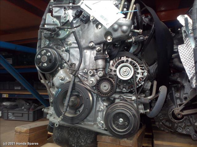 2014 MAZDA - 3 Engine
