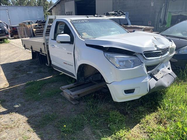 RP2397 NOW WRECKING 2014 HOLDEN COLORADO 2.8L AUTOMATIC