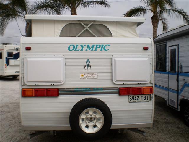 16'OLYMPIC 1000 POP TOP 2005