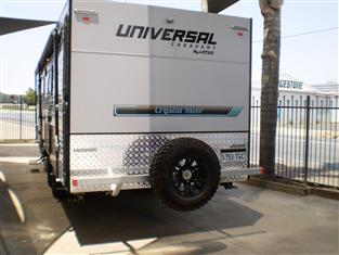 23' UNIVERSAL by LOTUS CRYSTAL RIVER 2017